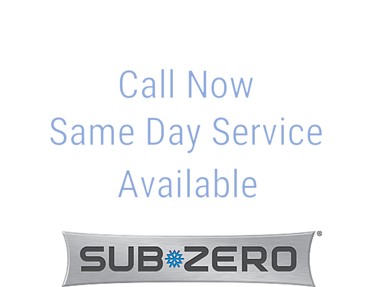 Sub-Zero Repair by Authorized Refrigeration, NY