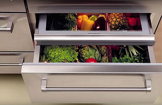 SubZero Under the counter refrigerator repair
